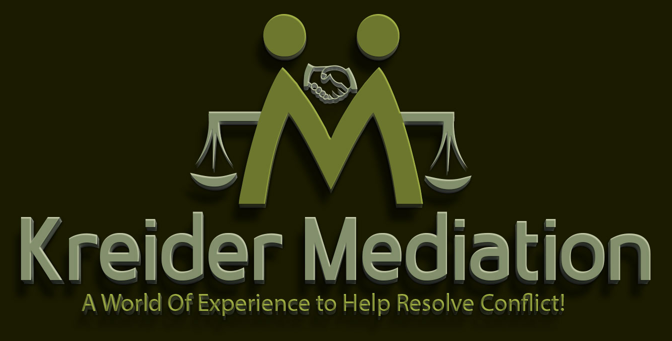 Kreider Mediation | Mediation Texas – A World of Experience to Help Resolve Conflict